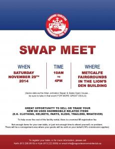 OCSTC swap-meet